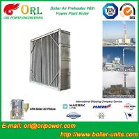 Wholesale Non Pollution Plate Type Air Preheater For Boiler , APH In Power Plant from china suppliers