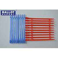 Quality Tamper Proof Security Seals For Comelec Box , Numbered Security Seals for sale