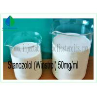 China Oral Liquid Winstrol Stanozolol 50mg/Ml 99% Pure Steroids Injections For Bodybuilding for sale