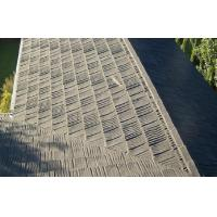 Wholesale Wood Grain Stone Chip Coated Steel Roof Tiles from china suppliers