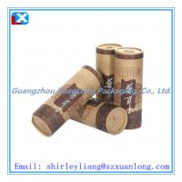 Wholesale Cylinder 4 Color Print Empty Paper Packing Tube from china suppliers