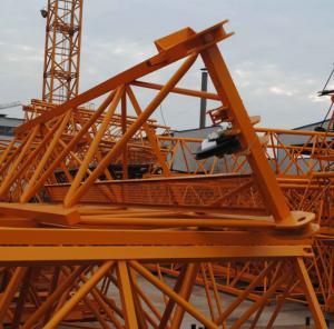 Quality QTZ tower crane for sale