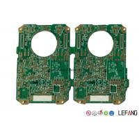 Wholesale 8 Layers Multilayer PCB Board Rogers RoHS ENIG Integrated Anticorrosive from china suppliers