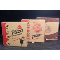 China custom cardboard 12 inch reusable frozen pizza box,Cheap Custom offset printing corrugated pizza box wholesale bagease on sale