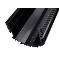 Anodized Aluminum Extrusions For Electronics / LED Wall Wash Light Shell for sale