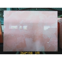 Wholesale Translucent pink onyx marble good quality geometric design pink onyx marble for wall from china suppliers