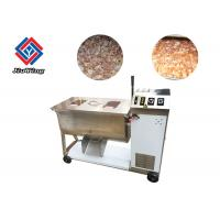 Wholesale Stainless Steel Meat Processing Machine , Industrial Meat Mixer Machine Volume 150L from china suppliers