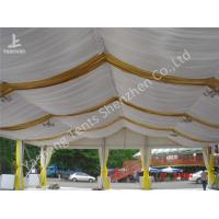 Quality School Luxury Outdoor Party Coast Tents for Winter, Decorated Garden Party for sale