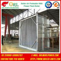 Quality 80T Electrical Water Power Boiler APH In Power Plant / Petroleum Chemical Station for sale