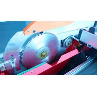 Quality ABS Panels Cutting Sliding Table Panel Saw Machine With Motor Power 5.5kw for sale