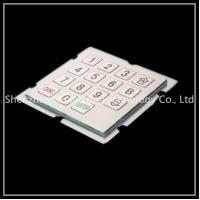 Wholesale Customized Industrial Metal Keyboard For Dyeing Machine Equipment Operation from china suppliers