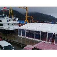Wholesale Wind - Resistant 20M Double Decker Outdoor Event Tent With Flexible Poles from china suppliers