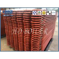 China Boiler Parts Welding Superheater And Reheater Heat Exchanger For Industrial CFB Boiler for sale