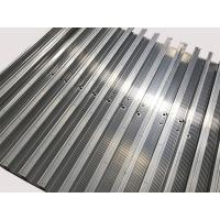 Quality High Performance Aluminum Extrusion Fabrication Polishing 6063-T5 With 2 Meter for sale