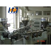 China Triple Layer Plastic Extrusion Machine Low Noise 70-300KW Motor Power on sale