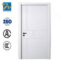 Wholesale High End Fire Resistant Wooden Doors For Commercial Building White Oak Materials from china suppliers