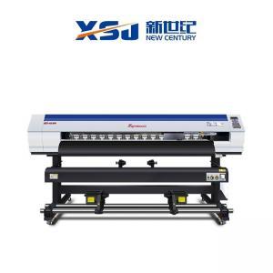 China 1.8M Epson Wide Format Inkjet Printer on sale