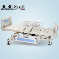 Wholesale Easy Operation Electric Hospital Beds With Side Rails OEM /ODM Accepted from china suppliers
