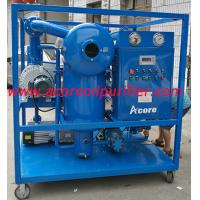 Wholesale Weather-Proof 10000L/H Vacuum Transformer Oil Treatment Machine from china suppliers