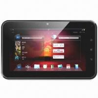 Wholesale 7-inch Digital TFT Tablet PC with Capacitive Touchscreen, Rockchip 2906 CPU and Android 4.0 OS from china suppliers