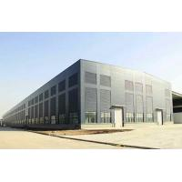 China New Design Prefab Steel Structure Warehouse Building Metal Material Construction for sale