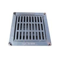 China High performance heavy duty ductile iron manhole cover/cast iron drain grate/trench drain grating cover on sale