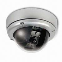 Wholesale IP Vandalproof Dome Camera, Supports 3GPP Function and Network Control from china suppliers
