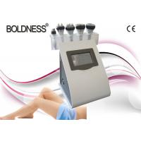 Wholesale Portable 5 IN 1 Cavitation Rf Vacuum Machine , Skin Tightening / Weight Loss Machine from china suppliers