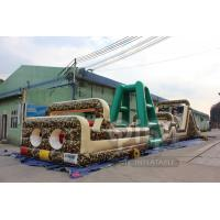 Wholesale 85ft Boot Camp Challenge Obstacle Course from china suppliers