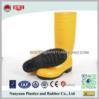 Wholesale 211 Superfly Over the Knee Adult Mens Outdoor Work Waterproof Long Safety Boots from china suppliers