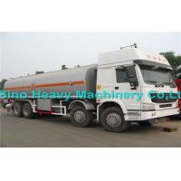 Wholesale 8x4 380HP 38000L Water Tanker Truck EURO III , SINOTRUK HOWO Tanker Trailer from china suppliers