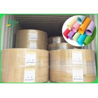 Wholesale FSC Approved 70G 80G Purple Woodfree Paper Colored For Making DIY Paper - Cut from china suppliers