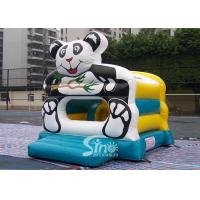 Quality Indoor Panda Inflatable Bounce Houses Mini Jumping Castles for Sale for sale