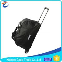 Wholesale Fashion Sky Travel Trolley Luggage , Sports Bag With Wheels OEM Brand from china suppliers