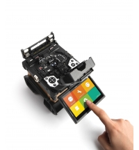 Wholesale INNO ARC Fiber Optic Splicing Machine Preset 7 Splice Modes from china suppliers