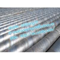 Wholesale Spiral Steel Fluid Pipe  (carbon steel) from china suppliers