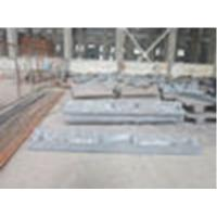 Wholesale 5 Tons Pearlitical Cr-Mo Alloy Steel Castings Liners In SAG Mills from china suppliers