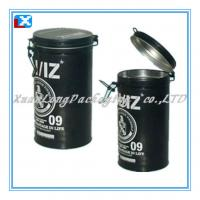 Wholesale Airtight Tin Box with Plastic Lid for Coffee &Tea/XL-40212 from china suppliers
