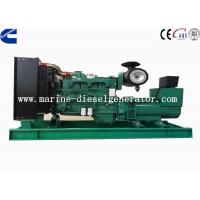 Buy cheap 60HZ 250KW Prime Power Cummins Diesel Generator With Electric Governor from wholesalers