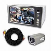 Wholesale All-in-one 7.0-inch LCD/DVR Combo with Built-in IR LED and IR Remote Controller from china suppliers