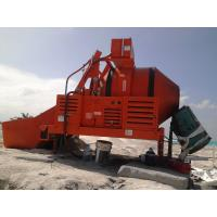 China JZR350 self load mixer with india engine TR2 Lister Petter Lombardini 9LD on sale