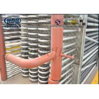Wholesale Boiler Economizer Bare Tube Type Stainless Steel With Headers  SCR System Recovery Flue Gas from china suppliers