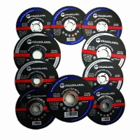 Wholesale 4.5 Inch 115*1*22 Inox Abrasive Metal Cutting Discs from china suppliers
