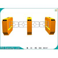 Wholesale Bank Customized Security Supermarket Swing Gate Intelligent Turnstiles from china suppliers
