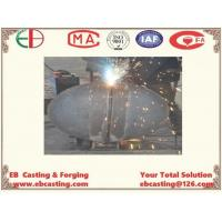 Wholesale Large Steel Balls by Welding Process for Space Truss Steel Structure EB15021 from china suppliers