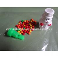 Wholesale Pink Chocolate Jelly Beans / Fermenting Cacao Beans 24 Months Shelf Time from china suppliers