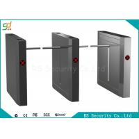 Wholesale Remote Control Drop Arm Barrier , Pedestrian Wheelchair Turnstiles from china suppliers