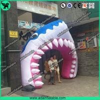 Wholesale Inflatable Shark, Event Shark Entrance,Holiday Festival Advertising Inflatable from china suppliers