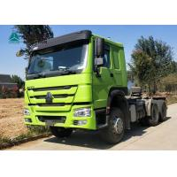 China SINOTRUK HOWO 6X4 10 Wheels Tractor Truck for sale