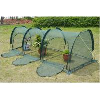 Wholesale Modern Portable Garden Shade Netting , Pop Up Fruit Cage Grow Tunnel Customized Each in an oxford 12 KGS from china suppliers
